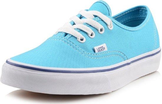 Vans Authentiques Chaussures De Sport Unisexe Bleu Taille 36 JNzRNICv
