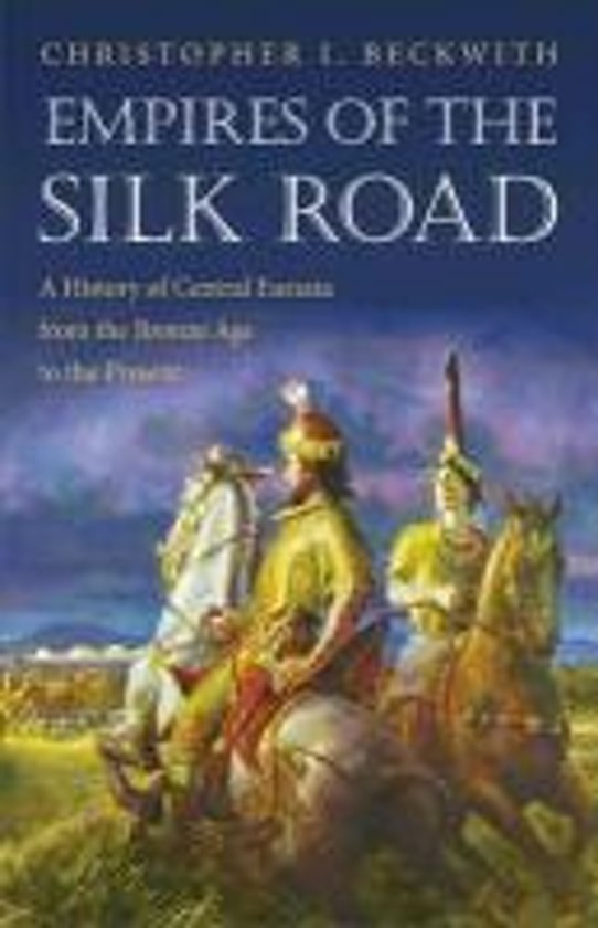cover Empires of the Silk Road