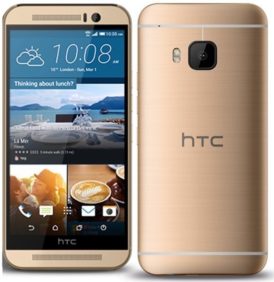 HTC One M9 - 32GB - Goud