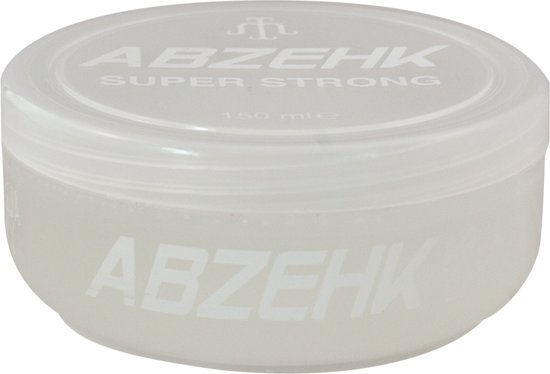 Abzehk Hair Wax Orange Strong 150ml