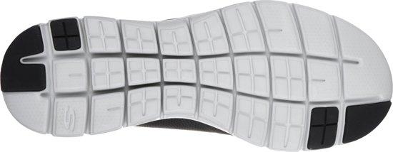 Flex Skechers Heren Black Advantage 0 Sneakers 2 rrdw1Z