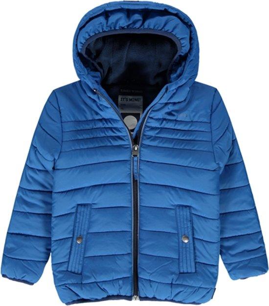 Tumble 'n Dry Jongens Jas Oak - snorkel blue - Maat 92