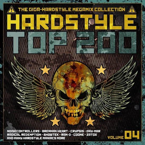 Hardstyle Top 200 Vol 4
