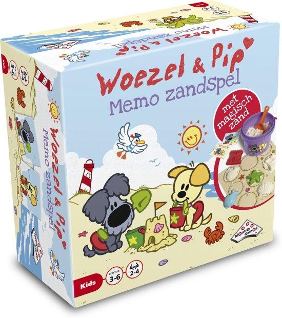 Identity Games Woezel & Pip Memo Zandspel