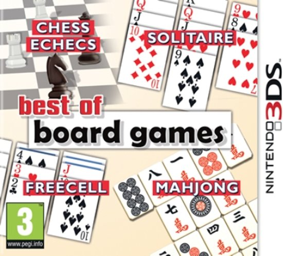 Best of Board Games - 2DS + 3DS