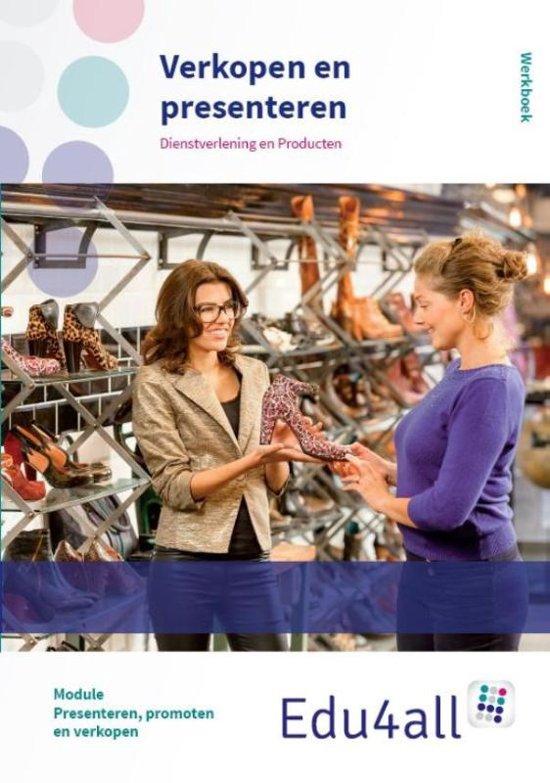 VMBO Dienstverlening en Producten Verkopen en presenteren werkboek
