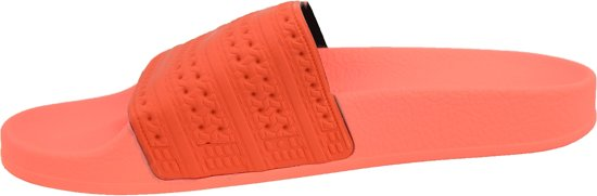 adidas Adilette Slides BY9905, Mannen, Rood, Slippers maat: 44,5 EU