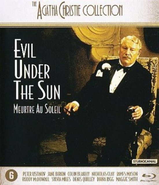 Cover van de film 'Evil Under The Sun'