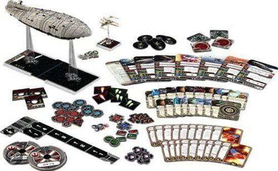 Thumbnail van een extra afbeelding van het spel Star Wars X-Wing Rebel Transport Expansion