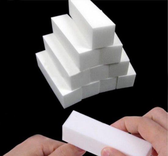 DisQounts - Nagelvijl - Polijst blok - Voetvijl - NagelverzorgingspRooduct - Nagels - Polijsten en vijlen - Voor verzorgde nagels