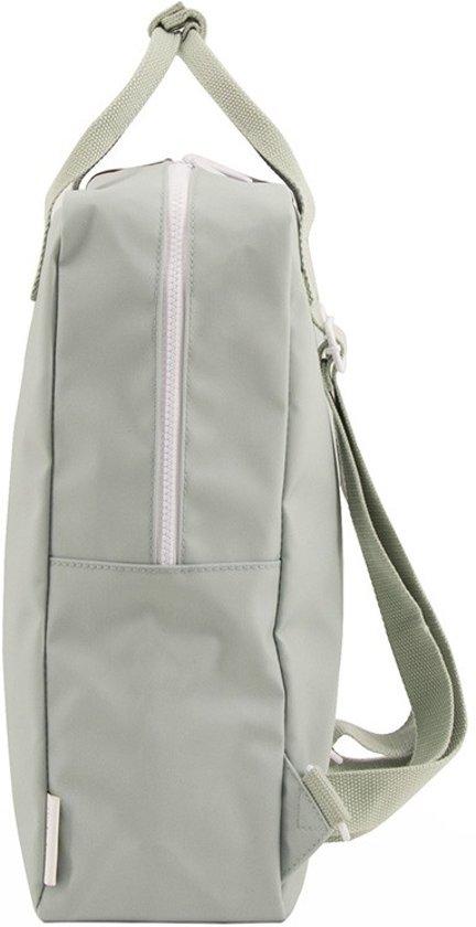Green Backpack Sticky Dark Large Lemon Vertical BlueSage I7g6yvmYbf