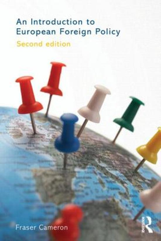 An Introduction to European Foreign Policy
