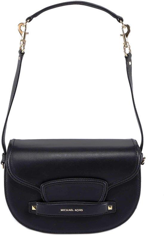70f6deb329e bol.com | MICHAEL KORS Cary Medium Leather Saddle Bag