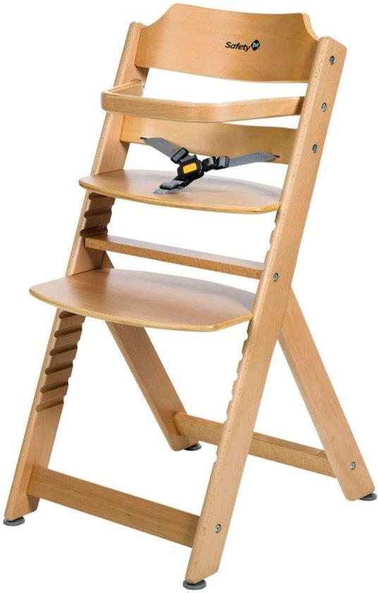 Meegroei Kinderstoel Wit.Bol Com Safety 1st Timba Basic Naturel Meegroei Kinderstoel