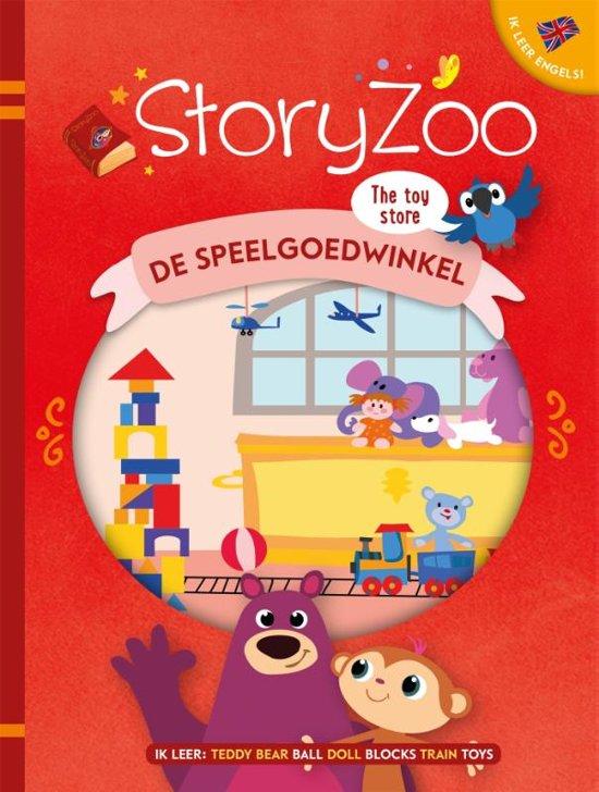 Goede prijzen nieuwe hoge kwaliteit zoeken naar bol.com | StoryZoo - De speelgoedwinkel, Studio Toktok ...