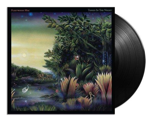 CD cover van Tango In The Night (LP) van Fleetwood Mac