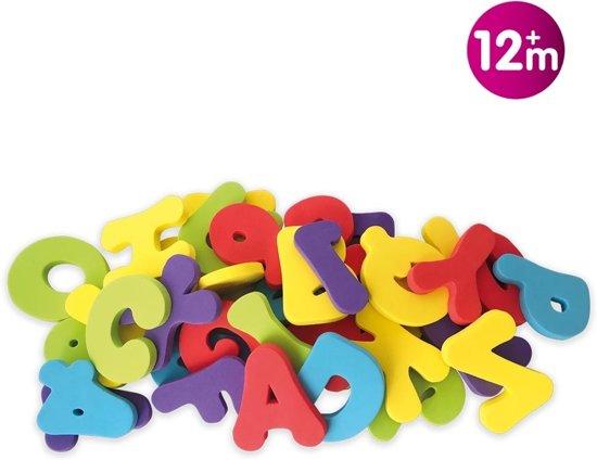 Afbeelding van Nûby Badspeeltjes Letters en Cijfers - 12m+ speelgoed
