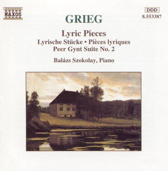 Grieg: Lyric Pieces/Peer Gynt