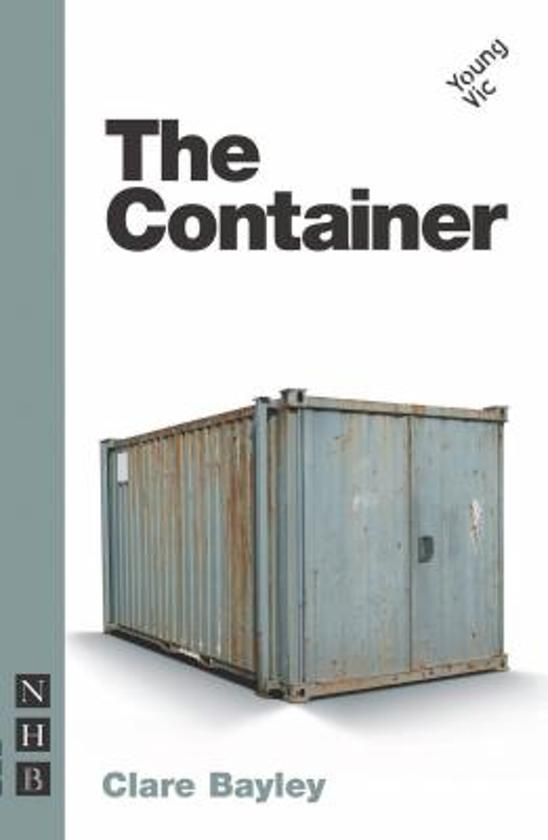 Boek cover The Container van Clare Bayley (Paperback)