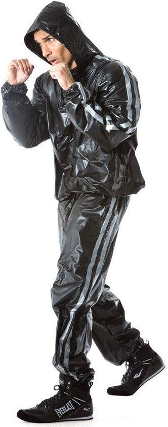 Super Sweat Hooded Sauna Suit