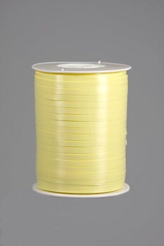 Krullint 5 mm -500mtr vanille