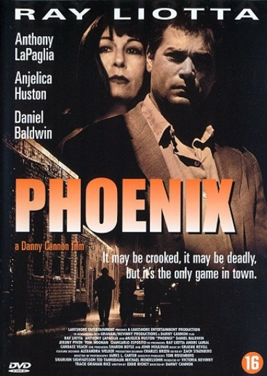 Cover van de film 'Phoenix'