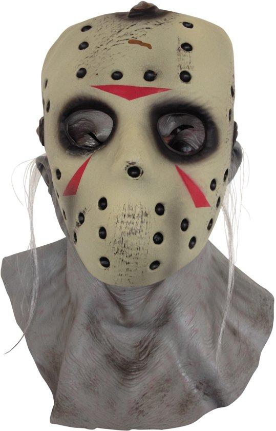 """""""Freddy VS Jason™  masker voor volwassenen Halloween  - Verkleedmasker - One size"""""""