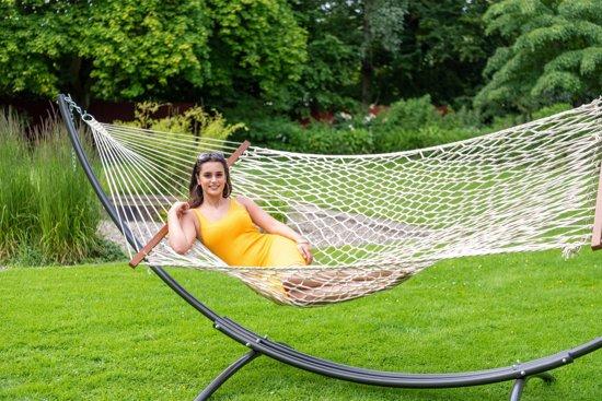 Hangmat met Standaard Familie 'Arc & Rope' Natura