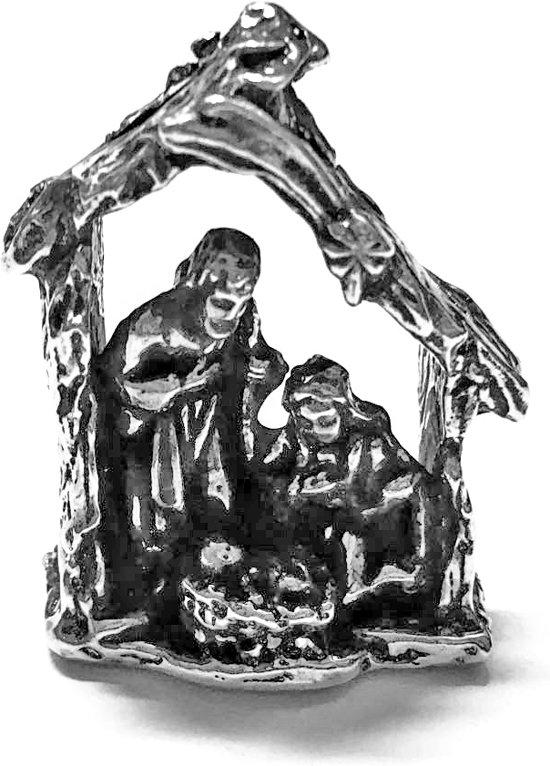 Kerststal - Jozef - Maria - Jezus - Kerstfiguren