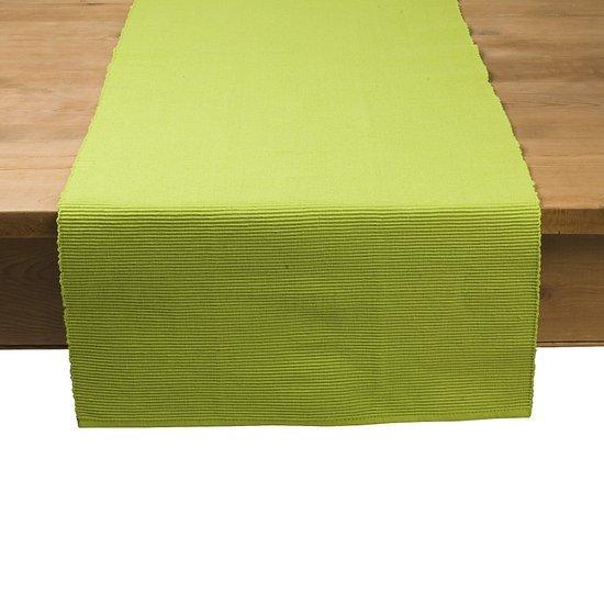 In The Mood Tivoli Tafelloper - 45x150 cm - Lime
