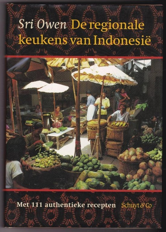 REGIONALE KEUKENS INDONESIE