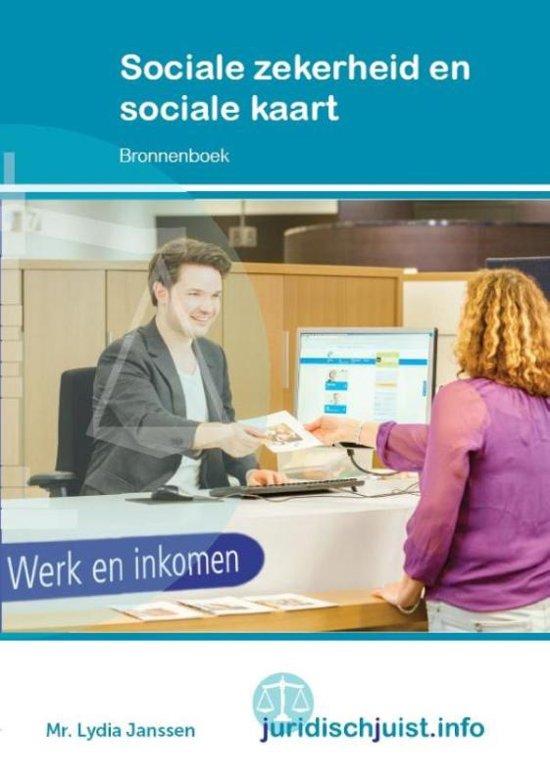 MBO Recht - Sociale zekerheid en sociale kaart - Lydia Janssen