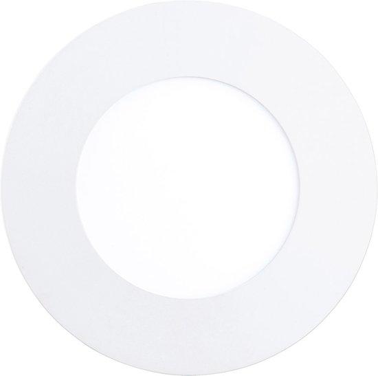 EGLO  Fueva 1 - Inbouwarmatuur - 1 Lichts - Wit