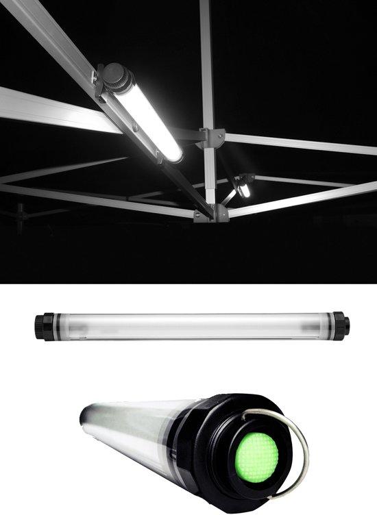 bol.com | Led-Lumination LED-verlichting – Draadloos – Set van 2 stuks
