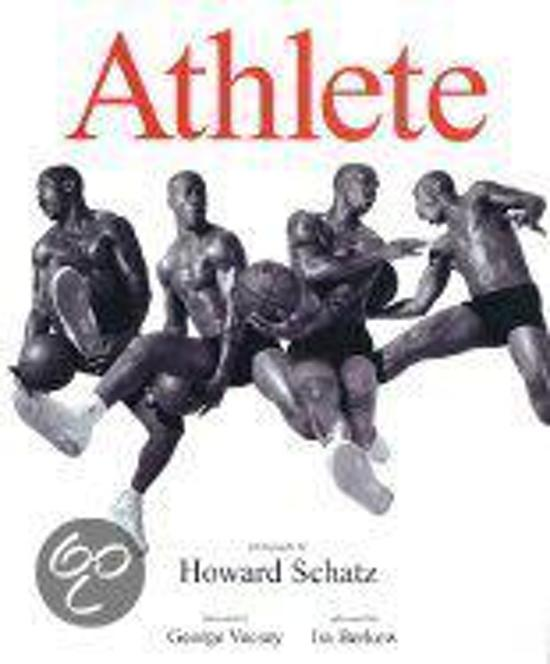 Athlete by howard schatz and beverly ornstein