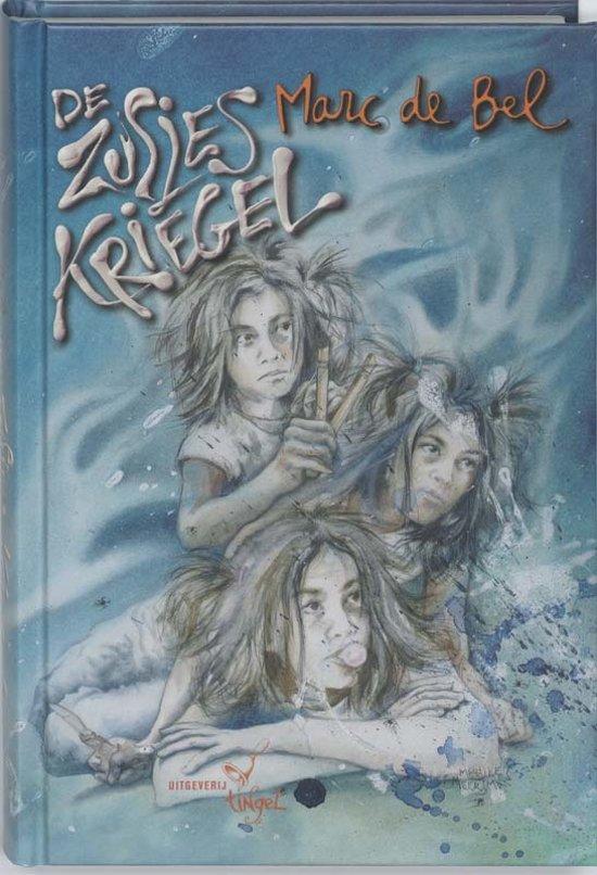 Boek cover De zusjes Kriegel van Marc de Bel (Hardcover)