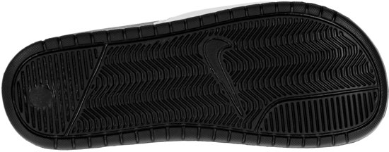 42 Nike Maat Benassi 5 Slippers Jdi Wit Unisex CxaYqBC