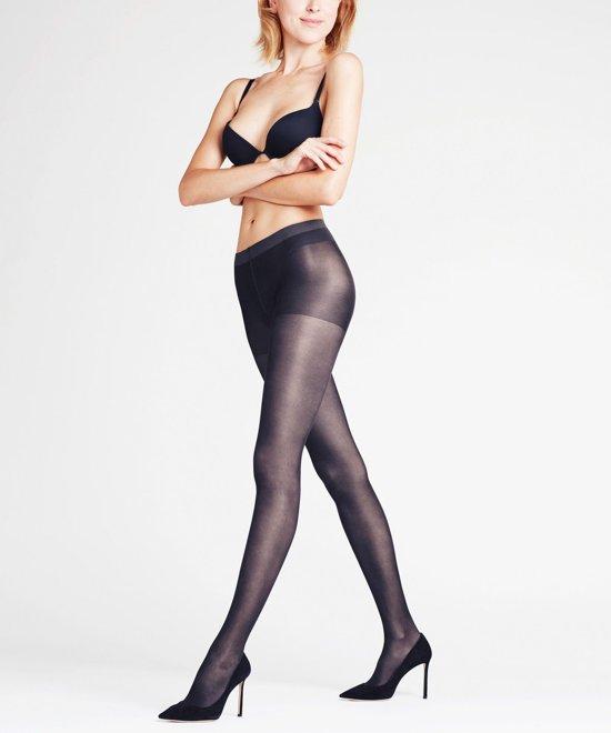 FALKE Leg Vitalize Panty Medium 20 den 40592 - Volwassenen - S - Marine