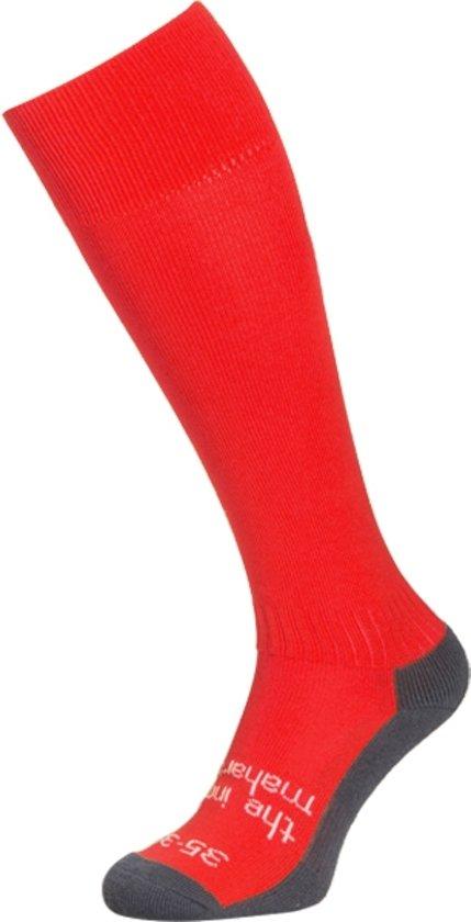 Indian Maharadja Knee Kousen - Sokken  - rood - 47/48