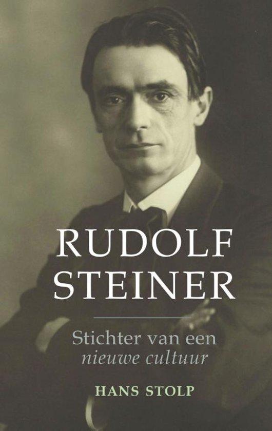 Boek cover Rudolf Steiner van Hans Stolp (Hardcover)