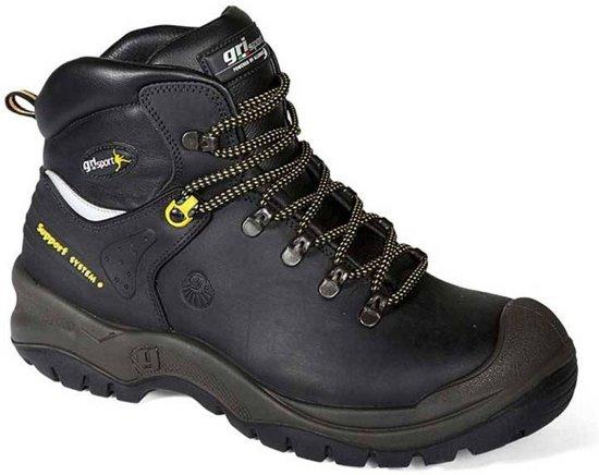 Grisport 70416 Var 82 Werkschoenen - S3 - Maat 45 - Zwart