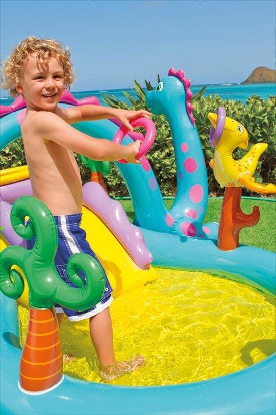 Zwembad Speelcentrum 'Dinoland' - met reparatiesetje