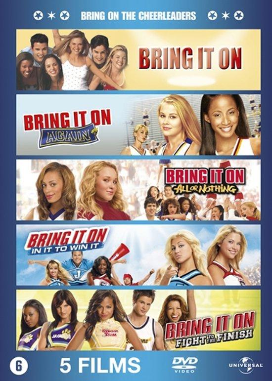 DVD cover van Bring It On 1-5 Boxset (D)