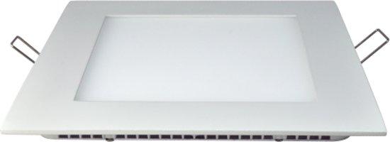 SAMLIGHT LEDPANEEL INBOUW VIERKANT 6W 120mmx120mm 4200K neutraalwit/daglicht