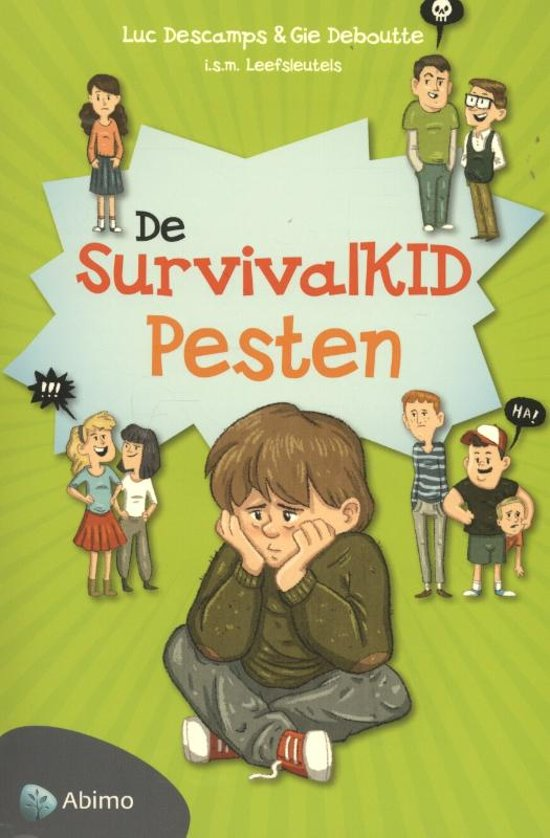 De SurvivalKID 2 - De survivalKID pesten