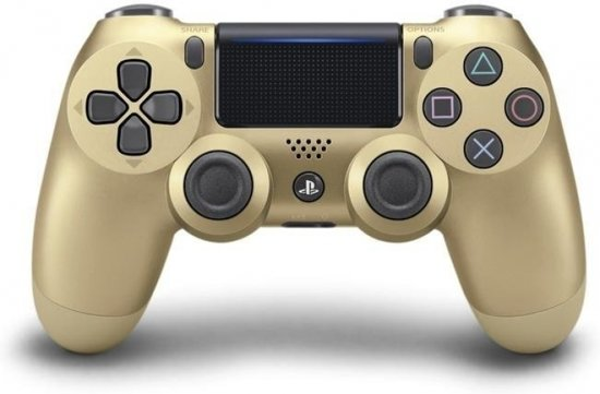 Sony Dual Shock 4 Controller V2 (Gold)