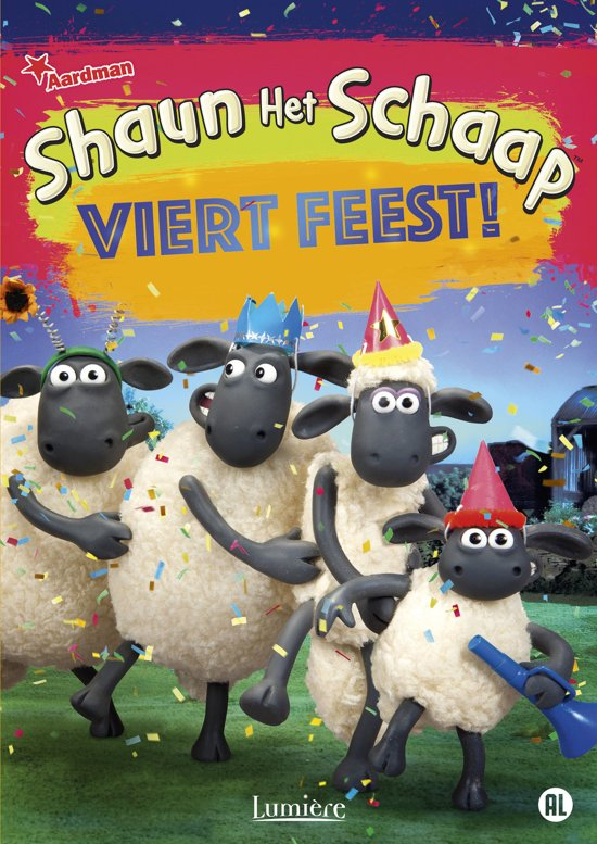 Bol Com Shaun Het Schaap Viert Feest Dvd Dvd S