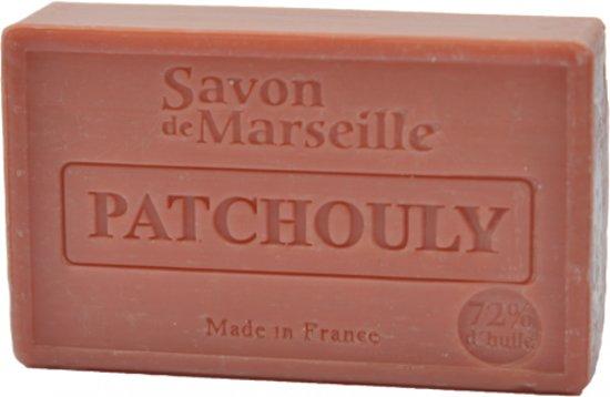 Natuurlijke Marseille zeep Patchouli (3 stuks)