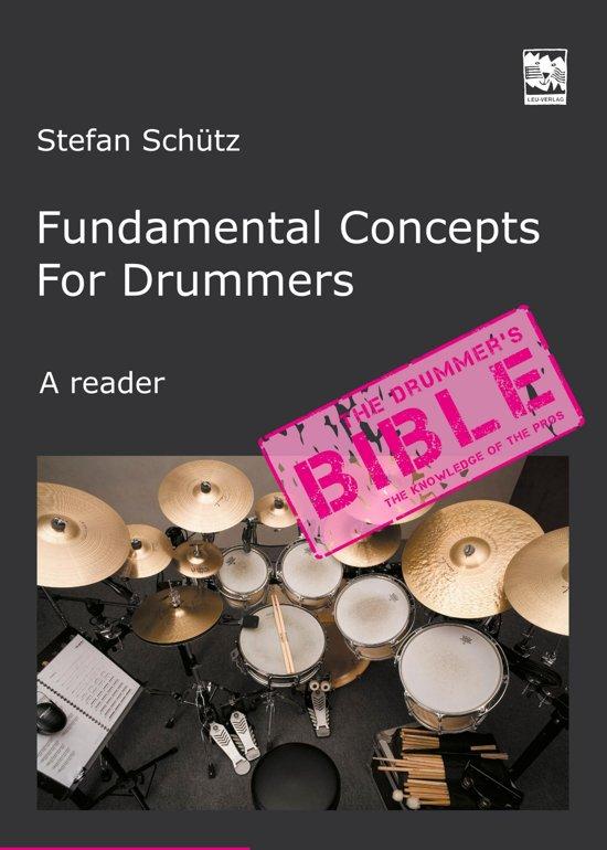 Bol Fundamental Concepts For Drummers Ebook Stefan Schtz