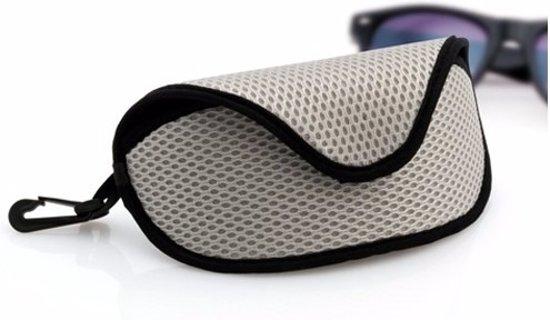 0e6aa374bfccdb Brillen bescherm hoesje grijs